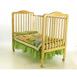Dream On Me Cumberland 2 in 1 Convertible Crib, Natural