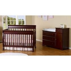 DaVinci Kalani II 4-in-1 Convertible Sleigh Baby Crib Collection - MDB057