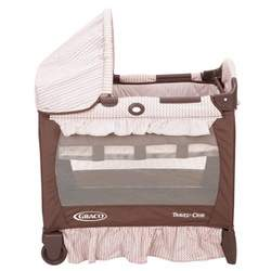 Graco Travel Lite Crib - Phoebe