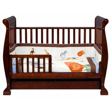 Anastasia 4 in 1? Convertible Crib, Cherry