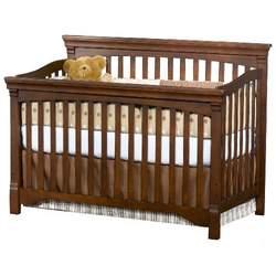 Child Craft Arbor Gate Convertible Crib, Cherry