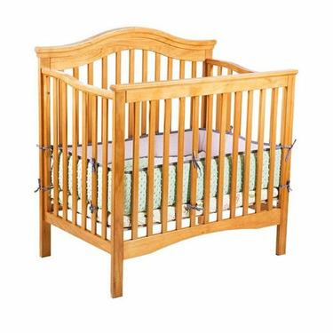 Delta Children's Products Liberty Mini Crib - Oak