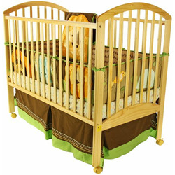 Dream On Me Richmond 2 in 1 Convertible Crib, Natural