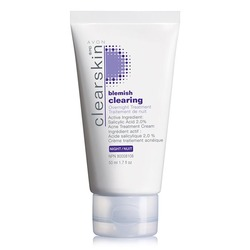 Avon Clearskin- Overnight Blemish Treatment