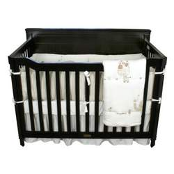 Carter's Casual Collection Crib (Black Walnut)