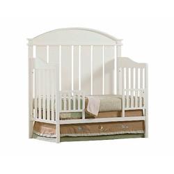 Bassettbaby Tucson 4-in-1 Crib - White