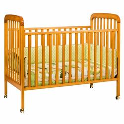 DaVinci Alpha Stationary Convertible Crib - Oak
