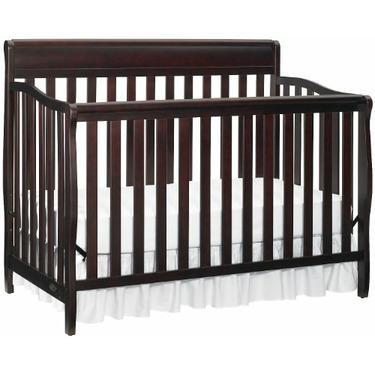 Graco Stanton Convertible Crib, Classic Cherry
