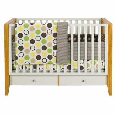 DwellStudio® for Target®Silver Lake Convertible Crib 2nd Edition in Natural/White