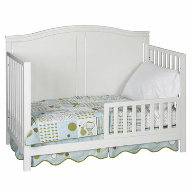 JUST ONE YOU™ Made by Carter's ® White 4 in 1 Crib