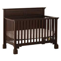 Status Series 400 Stages Convertible Crib, Espresso