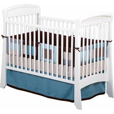 Delta Children's Products Martine Sleigh 3 in 1 Crib