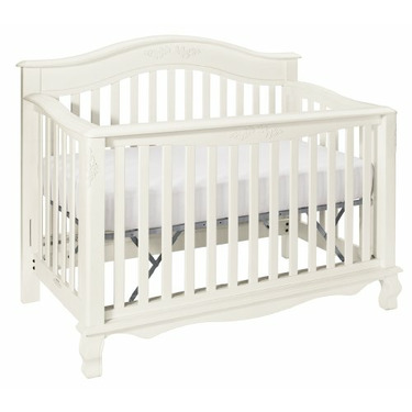 Westwood Design Saffron Convertible Crib,White