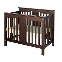 DaVinci Annabelle Mini Crib in Espresso