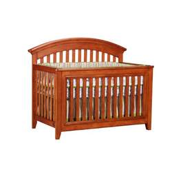 Simmons Furniture Kona Crib N More, Heirloom Honey, Large