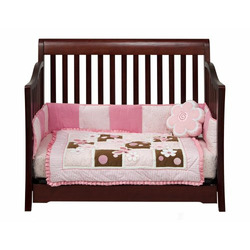 Davinci Marlowe 4 in 1 Convertible Crib with Under Drawer, Cherry