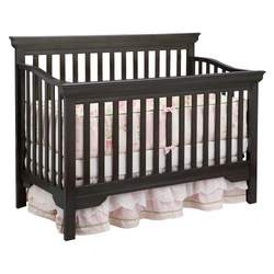 Delta Biltmore Crib 4-in-1 Convertible Crib - Charcoal
