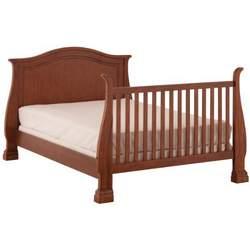 Status Series 500 Stages Convertible Crib, Mahogany