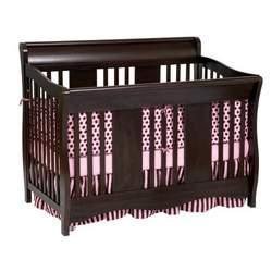 Delta Children's Products Soho Crib in Dark Chocolate
