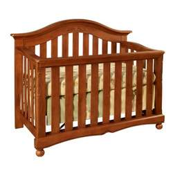Westwood Design/Hart Meadowdale Convertible Crib, Brown Chestnut