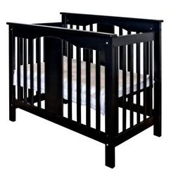 DaVinci Annabelle Mini Crib in Ebony