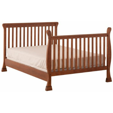 Status Series 600 Stages Convertible Crib, Walnut