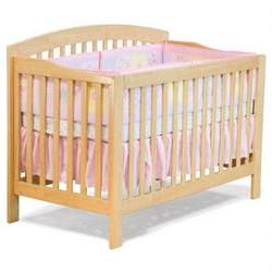 Convertible Crib - Richmond Collection Natural Maple Finish
