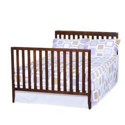 Simmons Furniture Loft Style 3 in 1 Convertible Crib, Espresso