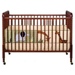 Jenny Lind 3-in-1 Convertible Crib in Cherry