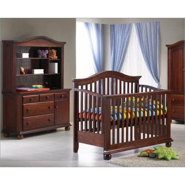 Sorelle 260X Vista 4-in-1 Convertible Crib