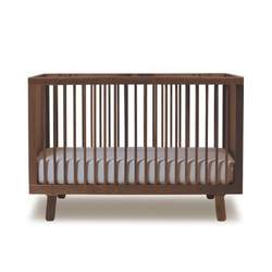 Sparrow Collection Crib by Oeuf - Walnut