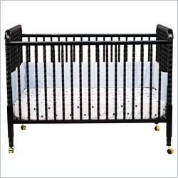 DaVinci Jenny Lind Stationary Crib - Ebony