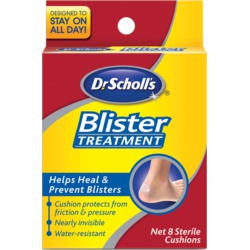 Dr. Scholl's Blister Treatment