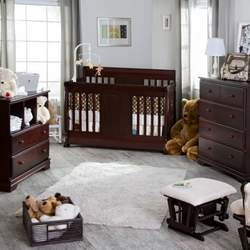 Nursery Smart Chelsea 4 in 1 Baby Crib Collection - NURS012