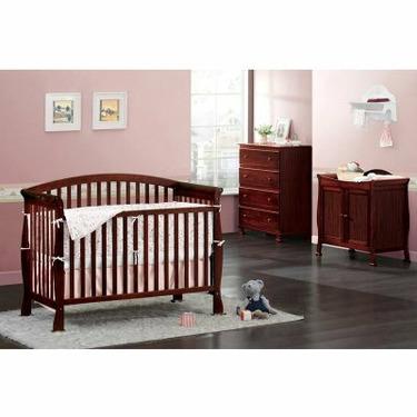DaVinci Thompson 4-in-1 Convertible Baby Crib Collection - MDB114