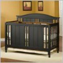 Child Craft Watterson Convertible Wood Crib
