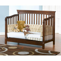 Childcraft Royal Cherry Lifetime Crib