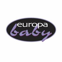Europa Baby Seville Crib n' Changer - Espresso