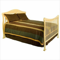 Parker 4-in-1 Convertible Crib - Oak