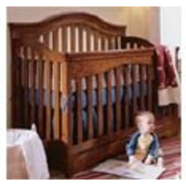 Cinnamon Cottage Cove Convertible Crib
