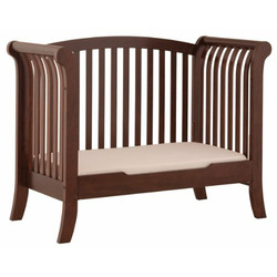 Status Series 100 Stages Convertible Crib, Espresso