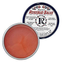 Smiths Rosebud Salve