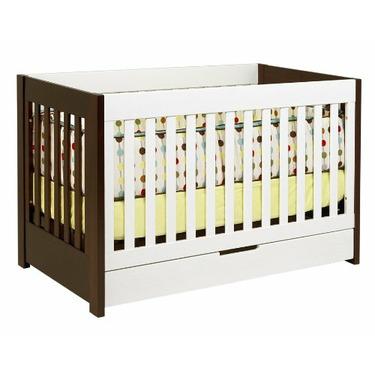 Mercer 3-in-1 Convertible Crib - DaVinci Furniture - M6801