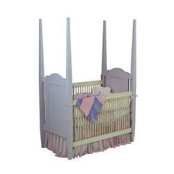 Madison Crib with Posts