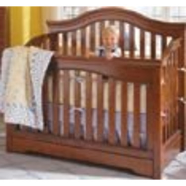 Serenity Convertible Crib with Drawer
