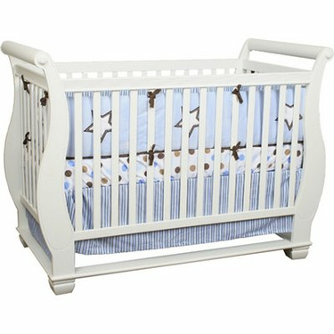 Carter's Classic Collection Crib (White)
