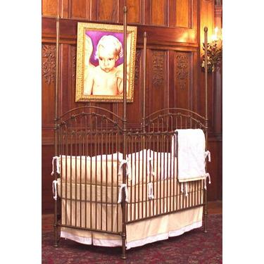 Bratt Decor Venetian Crib in Venetian Gold