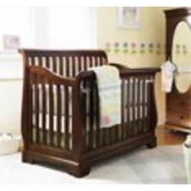 4 Seasons Sleigh Convertible Crib