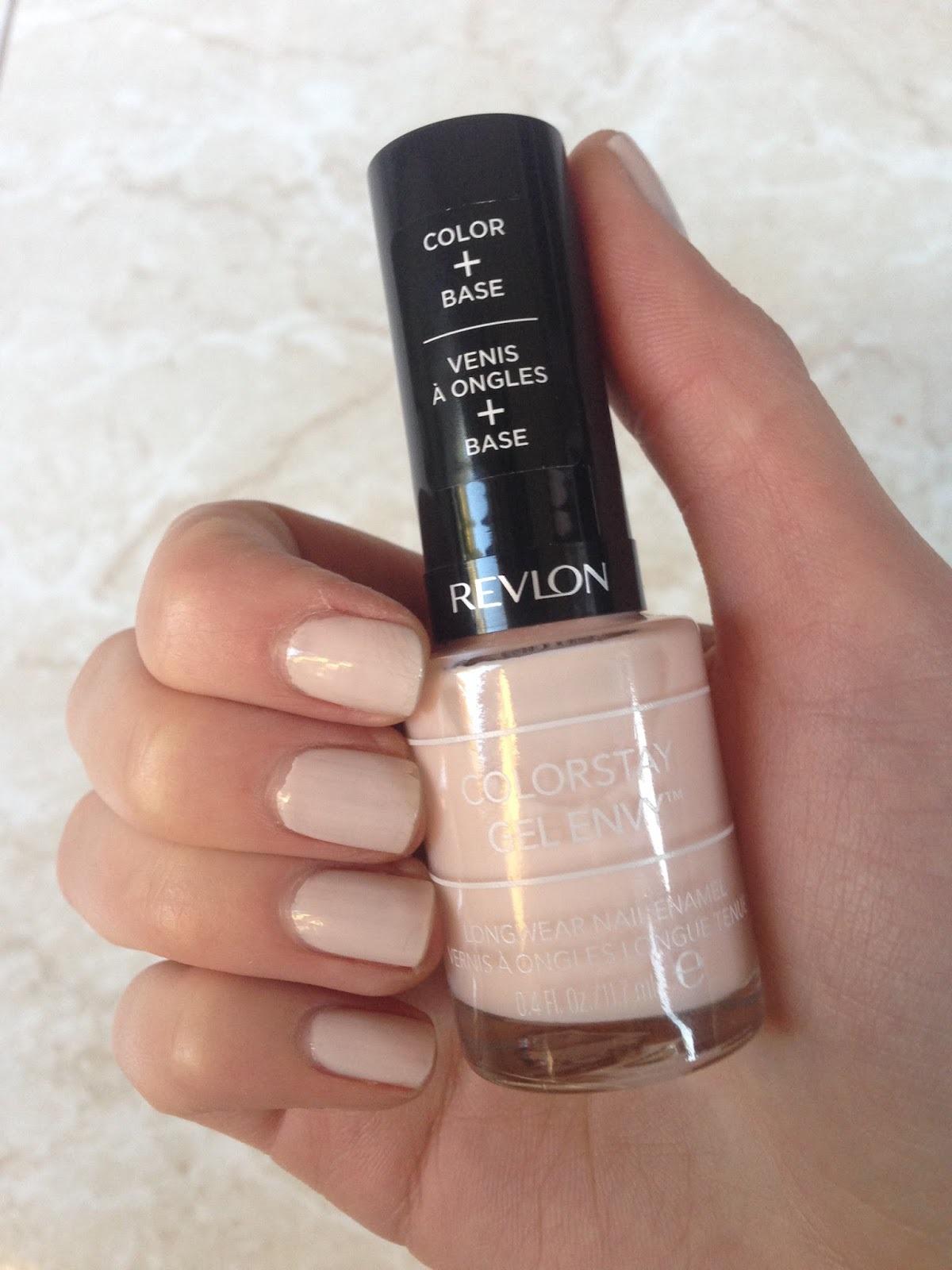 Revlon ColorStay Nail Polish Reviews In Nail Polish