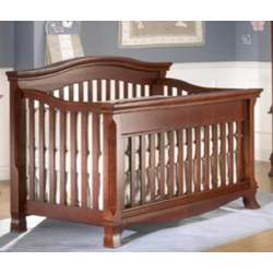 Sorelle Sherri Convertible 4-in-1 Crib - Autumn